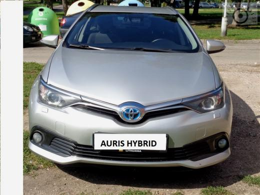 2016 m. Toyota Auris Hybrid Touring Sports