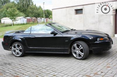 2000 Ford mustang 4.6l GT cabrio